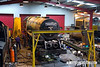 130406-034     LMS Coronation class 4-6-2 no. 46233 Duchess of Sutherland under repair at Swanwick.