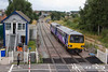 130813-015     Northern Rail class 144 pacer unit no 144004 is captured passing Thrumpton, Retford with 2P67, the 11.19 Scunthorpe to Lincoln.
