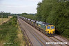 130726-002     Freightliner class 66/6 no 66603 is seen near Willington, powering train 6M60, 03.21 Liverpool Bulk Terminal to Ratcliffe power station, loaded coal hoppers.
