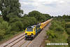 130726-043      Freightliner Powerhaul class 70 no 70015 is seen south of Willington, heading towards Burton on Trent, powering train 6U77, 13.44 Mountsorrel sidings to Crewe Basford Hall SSN, loaded ballast.