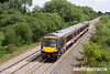 130726-027    Cross Country Trains class 170 unit no 170110 speeds south past Willington, with train 1V08, the 11.36 Derby to Cardiff Central.