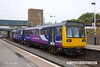 130709-004     Northern Rail class 142 pacer unit no 142062 calls at Retford Low Level station with 2P35, the 0730 Sheffield to Lincoln Central.