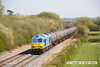 130502-047     DB Schenker 'super tug', class 60 no. 60074 Teenage Spirit passing Barrow upon Trent, powering train 6M00,1140 Humber Oil Refinery to Kingsbury Oil Sidings, loaded bogie tanks, fuel-oil.