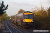 131112-001     Cross Country Trains class 170 unit no 170109 is seen pulling into Long Eaton with 1D52, the 0719 Birmingham New Street to Nottingham.