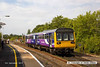 130904-020     Northern Rail class 142 pacer unit no 142092 is seen arriving at Gainsborough Lea Road with 2P67, the 11.19 Scunthorpe to Lincoln.