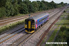 130926-004     First Great Western class 153 unit no 153382 passes North Stafford Junction, Willington, seen heading home after visiting Wabtec at Doncaster works, running as 5Z53, the 08.05 Doncaster West Yard to Bristol Temple Meads.