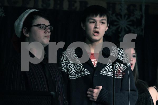 2013 vocal christmas concert