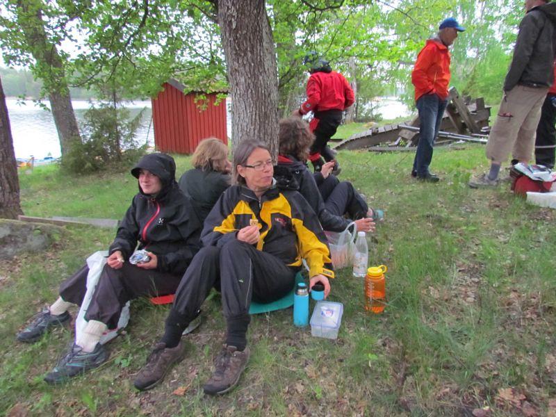 Alexa, Lisen och Gunnar
