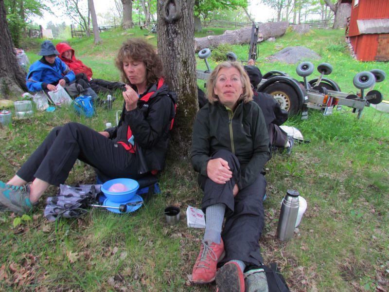 Ulla och Helena