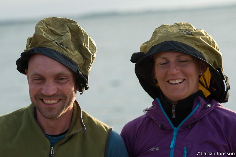 Rastakepsar på Ivar & Karin, klädsamt.