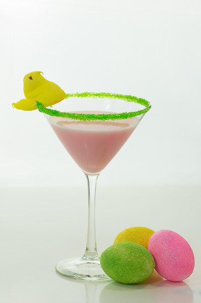 Easter Martini - Thank you for the great idea Teri.