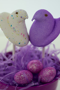 Have you seen the limited edition white peeps?