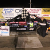 Mt. Pleasant/Clare Automotive Stock 4 Feature Winner #84 Richard Lieb.