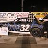 Brad Penn Performance Racing Oil Street Stock Feature Winner #32 Tom Hodges Jr.