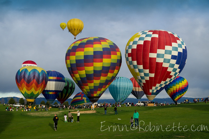 Really enjoyed taking photos at the Erie Balloon Festival today.