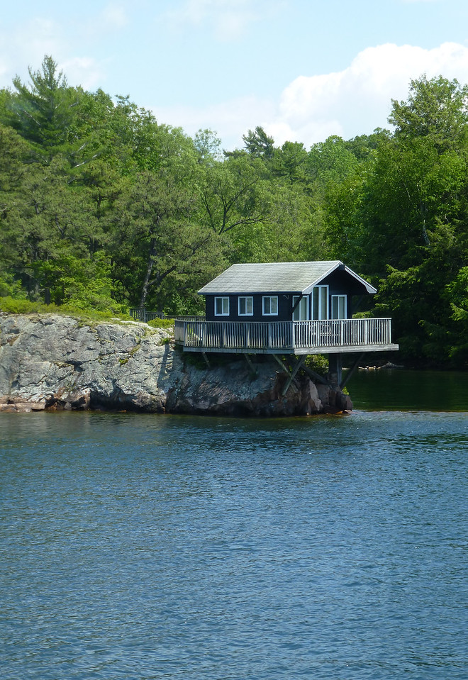 6.1000 Islands cabin 6/14/13
