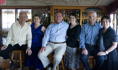 16.	Don, Lois, Brandon, Kathy, Mac, Dava on board 6/18/13