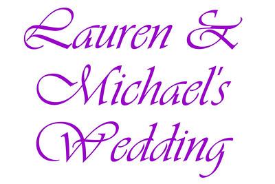 11-15-13 Lauren & Michael