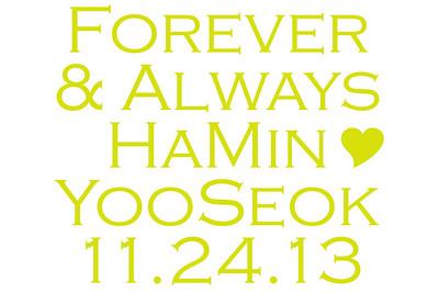11-24-13 HaMin & YooSeok