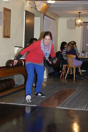 18.02.2013 - Kegeln Frauen- und Fitnessriege