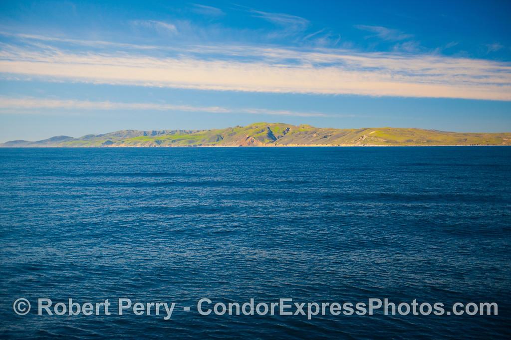 East Point and Santa Rosa Island 2013 01-03 Sta Cruz Channel-076