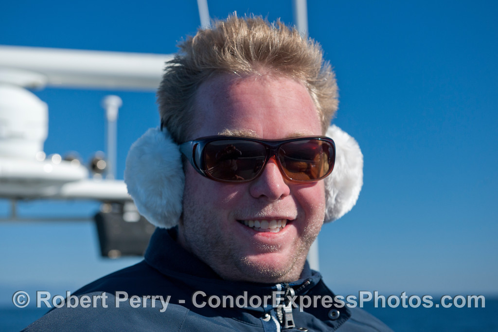 Matt Rollings with cute ear muffs 2013 01-03 SB Channel-a-101