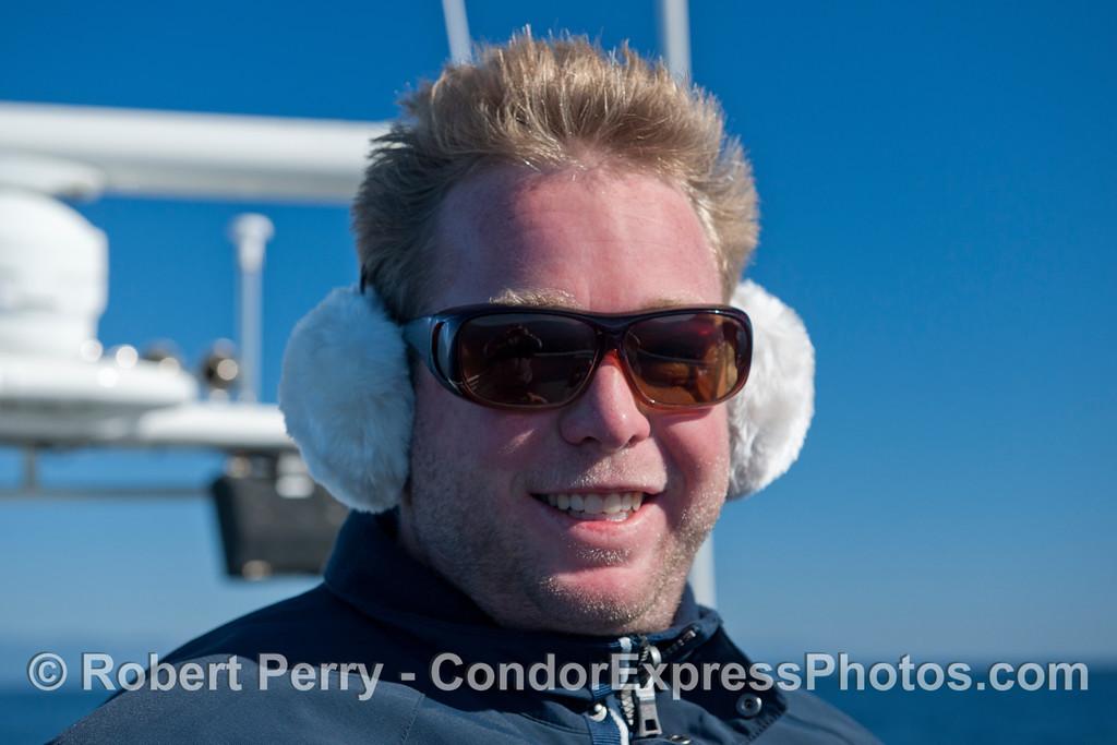 Matt Rollings with cute ear muffs 2013 01-03 SB Channel-a-101