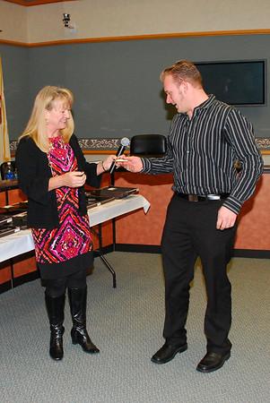 2013-01-21 Village Board Meeting
