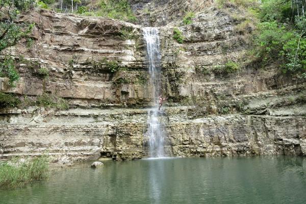 2013-02-03 Lower Segua Falls Hike