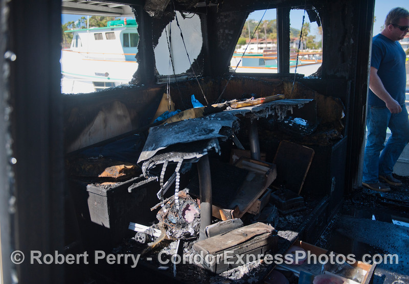 Condor Express fire damage 2013 03-10-036