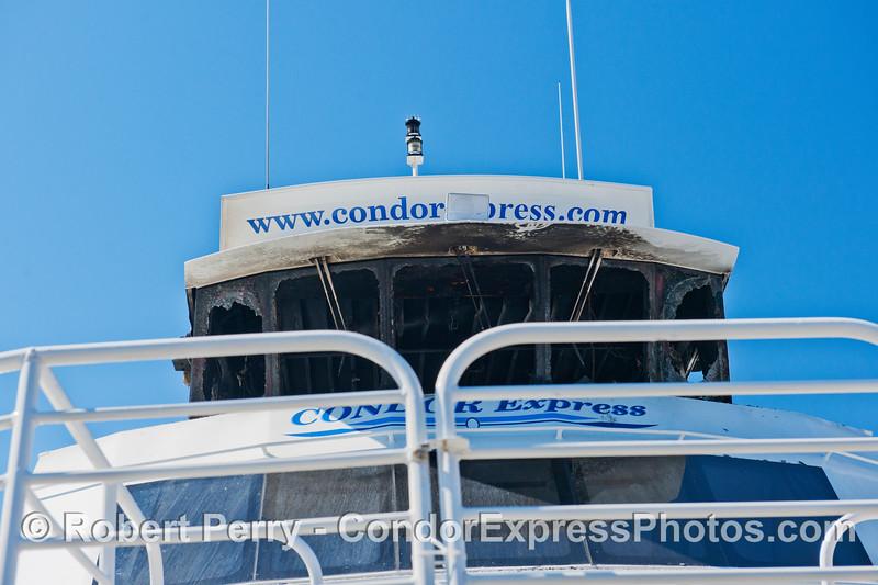 Condor Express fire damage 2013 03-10-119