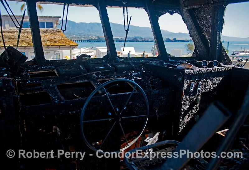 Condor Express fire damage 2013 03-10-008
