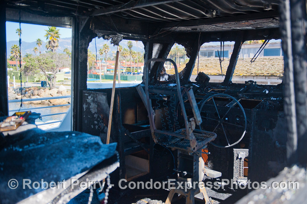 Condor Express fire damage 2013 03-10-025