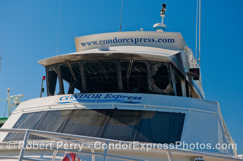 Condor Express fire damage 2013 03-10-004