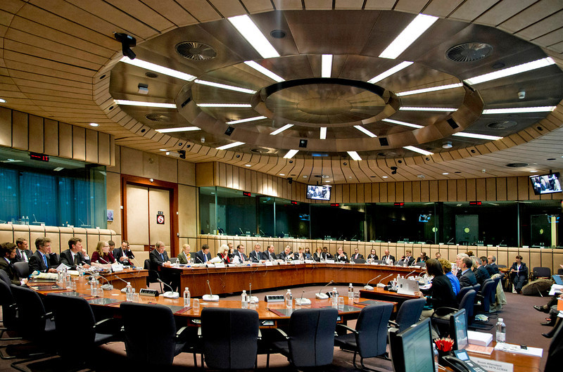 The EEA Council 21 May 2013 (Photo: Council of the European Union)