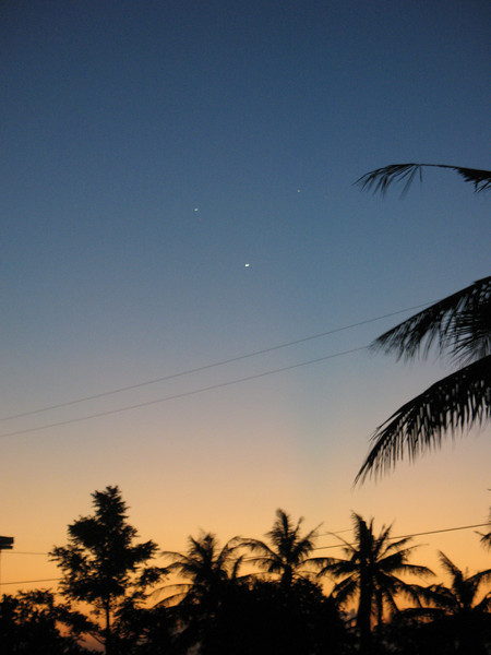 2013-05-27 Night Sky (3 Planets)