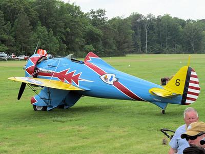 P-26D Peashooter