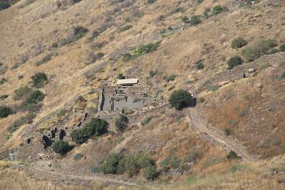 1st Century Ruins in Gamla
