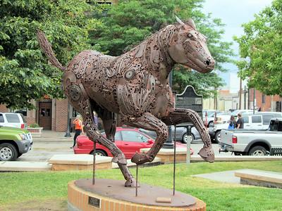 Iron Horse (sic)