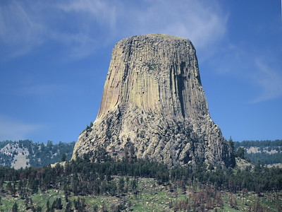 2013-07-Wyoming-Trip-Devils-Tower