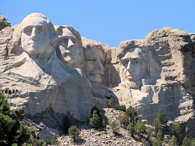 2013-07-Wyoming-Trip-Mt-Rushmore-SD
