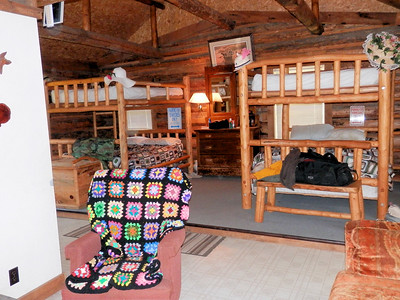 "Those are some ""big"" bunks"