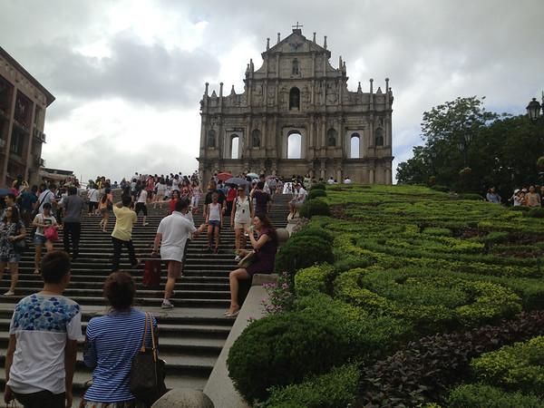 2013-08-03 Macau