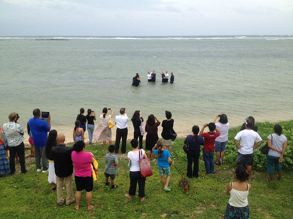 2013-10-12 Baptisms
