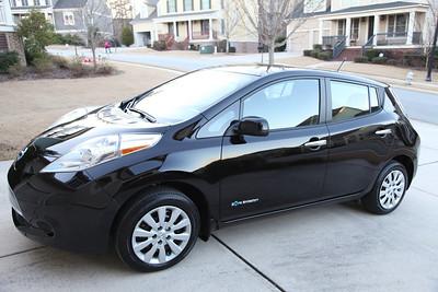 2013-12-24 2013 Nissan Leaf