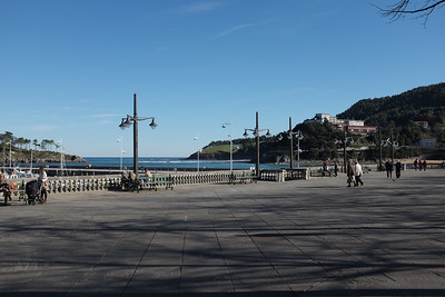 The harbour of Lekeitio. Fishing is clearly important.
