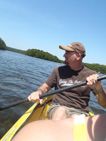 2013 Day Trip - LIQUID (Canoeing)