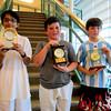 BU 11: 3rd - Rana Thakker (Plano, TX); Finalist - Drew Bown - Glenside, PA); Champion - Patrick Keller (Rye, NY)