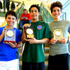BU 15: Champion - Ian Blatchford (Wilton, CT); Finalist - Ben Korn (Stevenson, MD; 3rd - William Glaser (Villanova, PA)