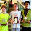 BU 13: Champion - Pierce Henderson (Greenwich, CT); Finalist - Samuel Charlton (Bronxville, NY); 3rd - Rehan Korn (Stevenson, MD)